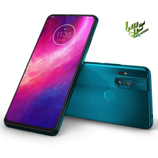 Motorola One Hyper Dual SIM 128GB, 4GB Ram Mobile Phone