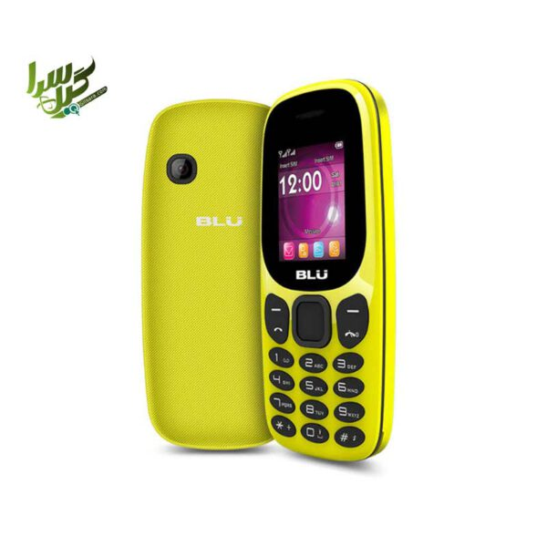 BLU Tank JR Dual SIM Mobile Phone