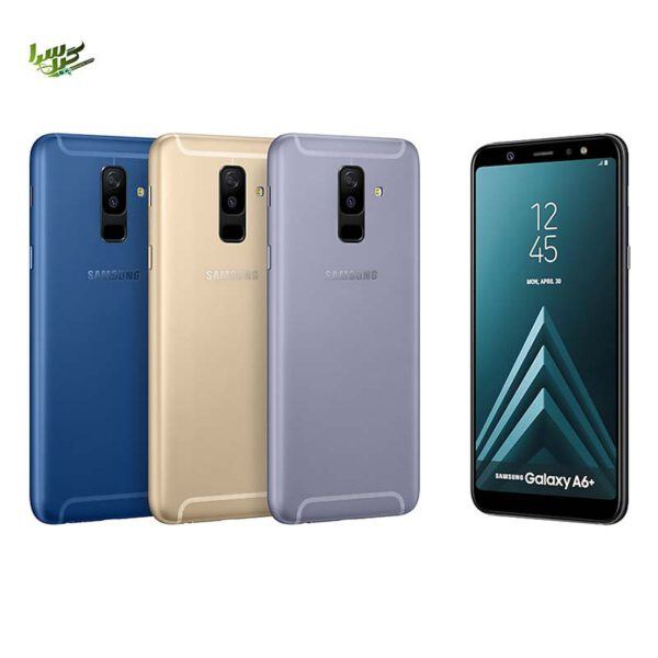 قیمت Samsung galaxy A6 Plus